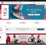 30% off Full Priced Items + 10% Cashback with Cashrewards @ New Balance