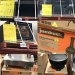 [NSW] Various Jumbuck BBQ, Pizza Oven and Scandia Wood Heater at Half Price @ Bunnings, Seven Hills