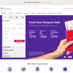 Virgin Airline 10% Discount Code (Domestic)