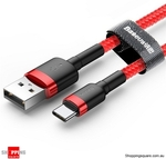Baseus 1M Type-C QC3 USB Cable - 4 for $12.97 Delivered (Buy 1, Get 3 Free) @ Shopping Square