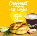 [WA] Muzz Buzz $6 Tall Coffee & Croissant 01/05/2020
