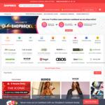 ShopBack Flash Cashback - The Iconic 15%   iHerb 20%   Lululemon 20%   New Balance 20%
