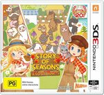 [3DS] Story of Seasons Trio of Towns - Nintendo 3DS - $19 + Delivery ($0 with Prime/ $39 Spend) @ Amazon AU
