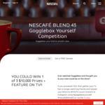 Free Sample of Nescafé Blend 43 @ Nescafé