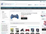 Sony Dualshock PS3 Controller - Transparent Blue - $44.99