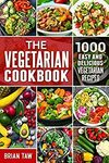 [eBook] Free: The Vegetarian Cookbook: 1,000 Easy & Delicious Vegetarian Recipes $0 @ Amazon AU, US