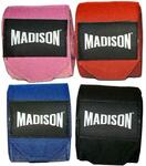 4.5m Cotton Boxing Hand Wraps - $5 (Save $9.95) plus Freight @ Madison Sport
