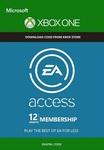 [XB1] EA Access 12 Month Membership Card Global US$22.99 (~A$31.93) @ BCDKEY
