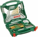 Bosch 70-Piece X-Line Drill and Screwdriver Bit Set $30.42 + Shipping (Free With Prime With $49 Spend) @ Amazon UK via AU