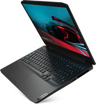"Lenovo IdeaPad Gaming 3 15"" Black (Ryzen 5 4600H, 1650 Ti, FHD 120hz, 16GB) $1179 @ Lenovo AU"