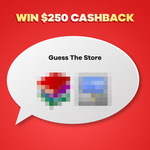 Win a $250 Cashback Credit from ShopBack