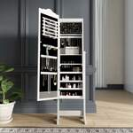 Bedroom Jewellery Cabinet LED Mirror $243 (10% off) + $25 Delivery / Pickup @ Elegant Showers
