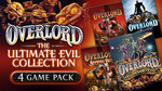 [PC] Steam - Overlord Ultimate Evil Collection (3 games + 1 DLC) - $1.45 (was $40.80) - Fanatical