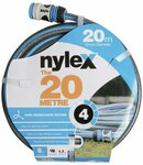 Nylex 12mm X 20m Garden Hose $14.90 (Was $24.70) @ Bunnings