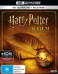 Harry Potter 8-Film Collection 4K - $84.18 (Was $149) Delivered @ Amazon AU