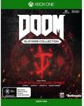 [XB1] Doom Slayers Collection (Doom 1993, Doom II, Doom 3, Doom 2016) $9.95 @ EB Games