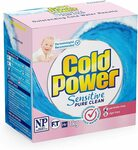 [Back Order] Cold Power Sensitive Laundry Powder 1kg $3.50 + Delivery ($0 with Prime/ $39 Spend) @ Amazon AU