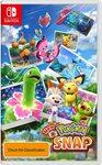 [Pre Order, Switch] New Pokemon Snap $69 @ Amazon AU & JB Hi-Fi