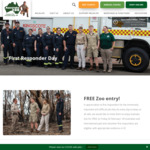 [QLD] Free Entry for First Responders, Doctors & Nurses on Friday 26th February @ Australia Zoo