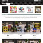 40% off Online Flash Sale @ Hamper World