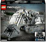 LEGO Technic: Control+ Liebherr R 9800 Excavator Set (42100) $US344.99 + Free Shipping @ Zavvi US
