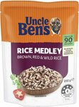 Uncle Ben's Rice Medley 6x 250g $8.10 (Min Order: 2) + Delivery ($0 with Prime/ $39 Spend) @ Amazon AU