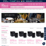 Royal Doulton Aromatherapy Candles 220g $20 (RRP $50) + Delivery (Free C&C Sydney) @ Peter's of Kensington
