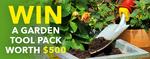 Win an MTD WOLF-Garten Garden Tool Pack Worth $500 from Next Media