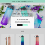 40% off Storewide @ Ecovessel