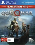 [PS4] God of War $10, Marvel's Spider-Man $17, Medievil $17 + Delivery ($0 with Prime/ $39 Spend) @ Amazon AU