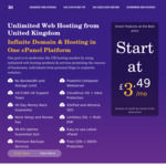 Shared Hosting 1GB Space in UK Location for £10 (~A$18.30) Per Year @ SmartHoster