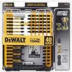 DEWALT DWA2T40IR FlexTorq Screw Driving Set, 40-Piece $28.91 + Delivery ($0 with Prime/ $39 Spend) @ Amazon AU