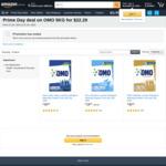 OMO 5kg (Active Clean, Sensitive, Ultimate) $19.60 - $22.29 Delivered ($17.64 S&S) @ Amazon AU