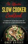 [eBook] Free - Effect. Slow Cooker Cookb./Cookie Indulgence/Mediterranean Diet Cookb. 4 Beg./Grandma's Breads - Amazon AU/US