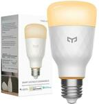 Xiaomi Yeelight Smart Control LED Dimmable White Bulb 1S $14 (Was $35) + $8 Delivery ($0 with $100 Spend) @ Yeelight AU