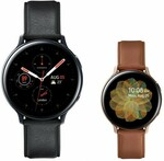 Samsung Galaxy Watch Active2 44mm Black Stainless Steel LTE - $398 + Delivery (Free C&C) @ Harvey Norman