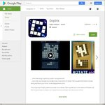 """Android Game """"Doptrix"""" Promo Code Giveaway, $2.97 Value"""