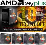 [eBay Plus] AMD Ryzen 5 Processor: 5600X $347.65, 5600G w/Graphics $356.15 Delivered @ GGTech eBay