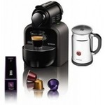 De'Longhi Coffee Machine +BONUS NESPRESSO DISCOVERY BOX Value at $75 + Milk Frother $208.95 Ship