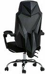 [VIC, SA, NSW] Hbada Office Chair - Diamond (Black) $240.90 (Was $285) + Shipping @ Officego