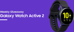Win a Samsung Galaxy Watch Active 2 from SamMobile