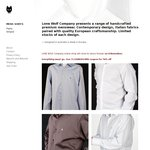 Closing down Sale - Men's Business Shirts 50% OFF, from US $39.50 Shipped
