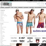 25% Store-Wide on All Men's Underwear at DUGG.com.au + FREE Shipping Australia