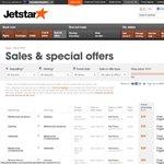 Jetstar Sale to Thailand from $199 Bangkok, Phuket