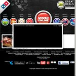 Domino's Australia: Traditional Pizza Buy 1 Get 1 Free. (NSW Only)