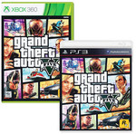 Grand Theft Auto V with Atomic Blimp DLC on PS3 and XBOX 360 for $64 (Free Shipping)