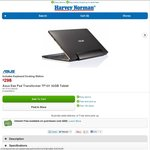 Asus Eee Pad Transformer TF101 32GB with Dock $298, 16GB without Dock $267 @ HN