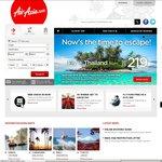 AirAsia X Kuala Lumpur - Sydney Business Class (Lay Flat Seat) ~ $330