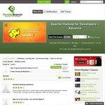 [75% Off] Apache Hadoop for Developers - Advance Online Course in $30. [OP: $119]