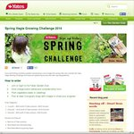 $0 Pack of Veggie Seeds from Yates (by Entering The Yates Spring Growing Challenge)